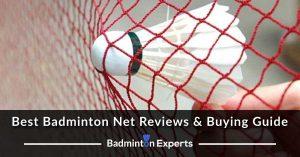 Best Badminton Net