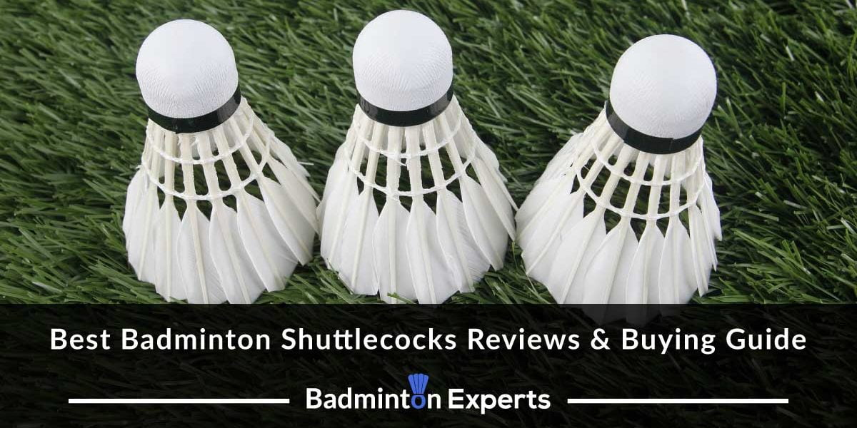 Best Badminton Shuttlecocks