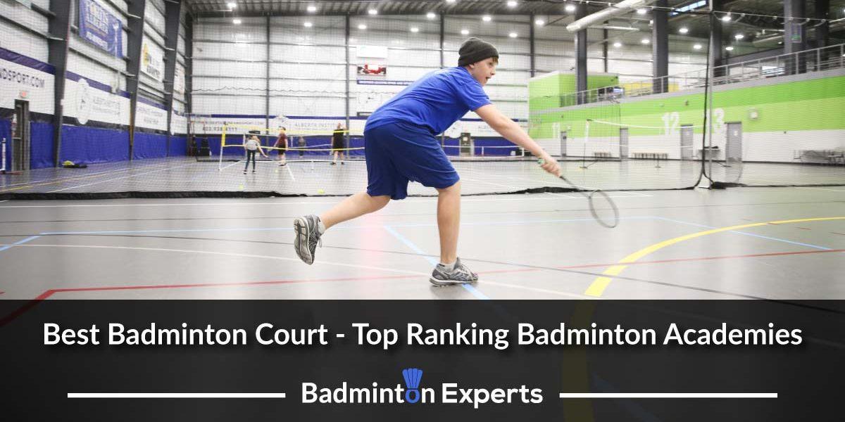 Best Badminton Court