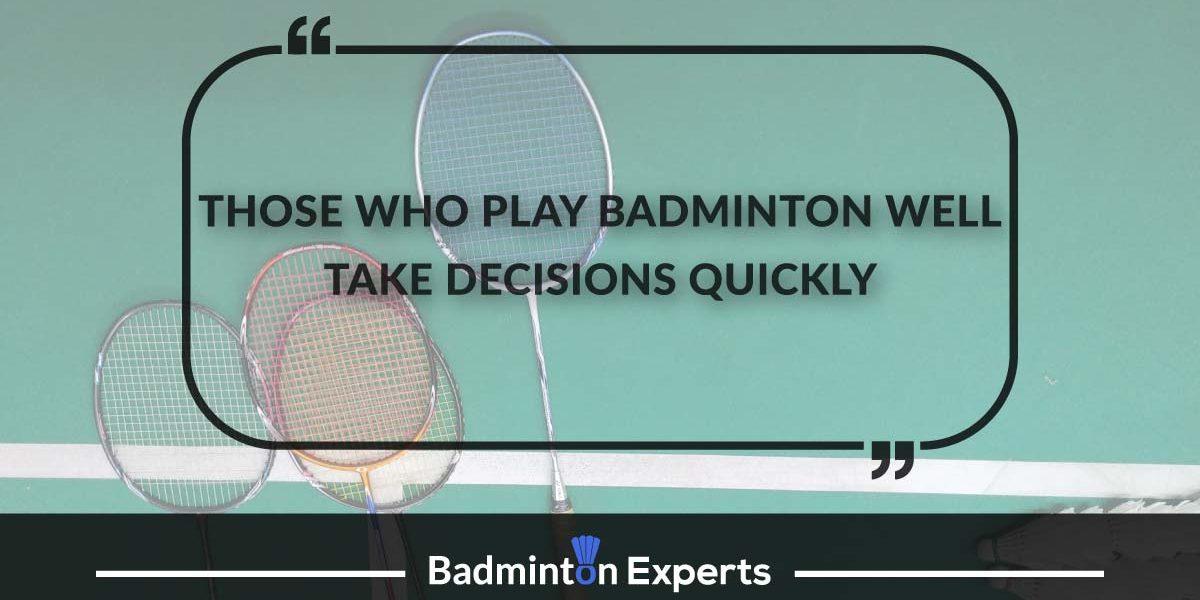Best Badminton Quotes